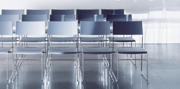 Seminarstühle und Besprechngsstühle outline