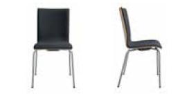 Seminarstuehle Besprechungsstuehle drei Gestelle acht Formen der Holzsitzschale gepolstert 1