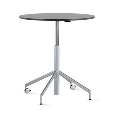 Veron Steh-Sitz-Tisch mit Gasfeder