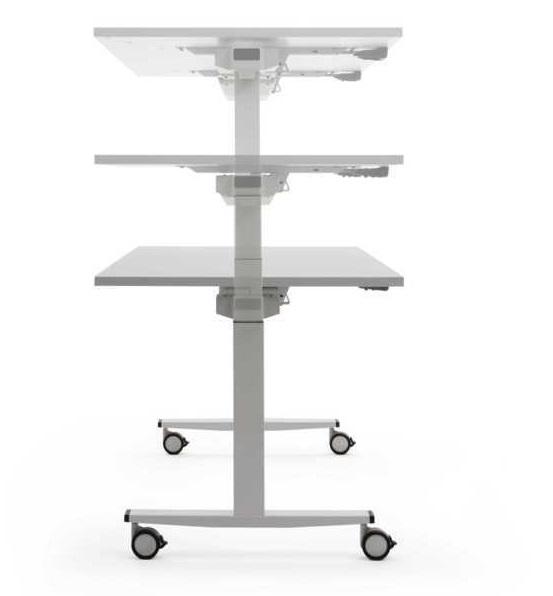Multifunktionstisch TeleMaco, stehen oder sitzen