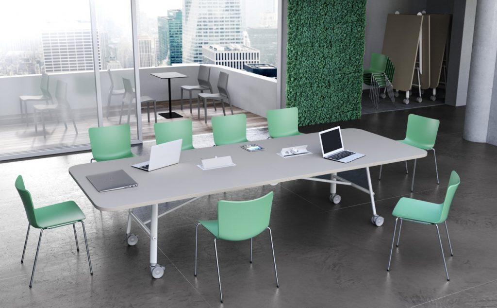 TamTam Falttisch für Meeting, Besprechung und Schulung