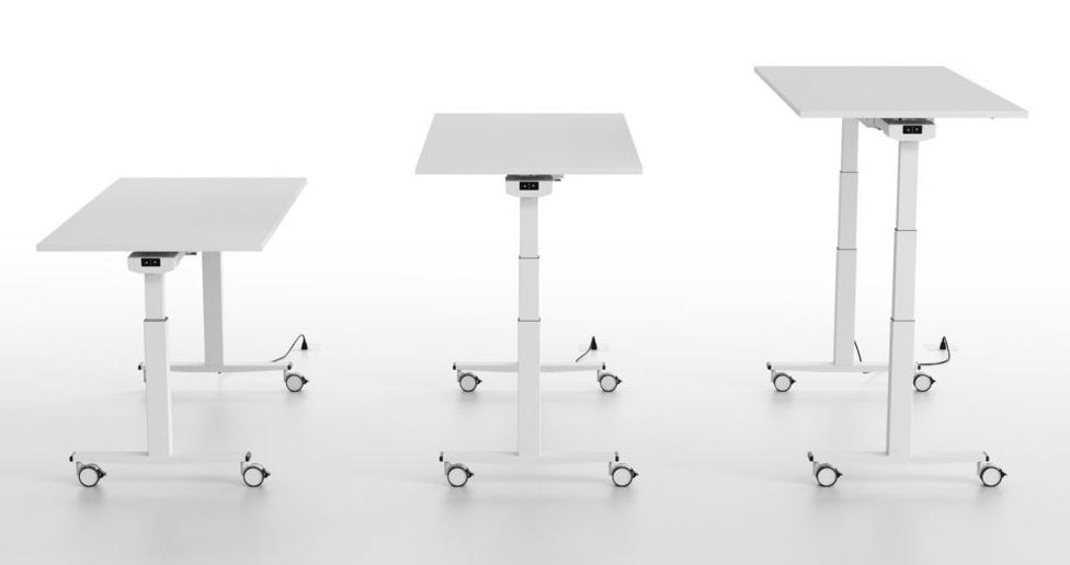 TeleMaco Seminar-Steh-Sitz-Tisch