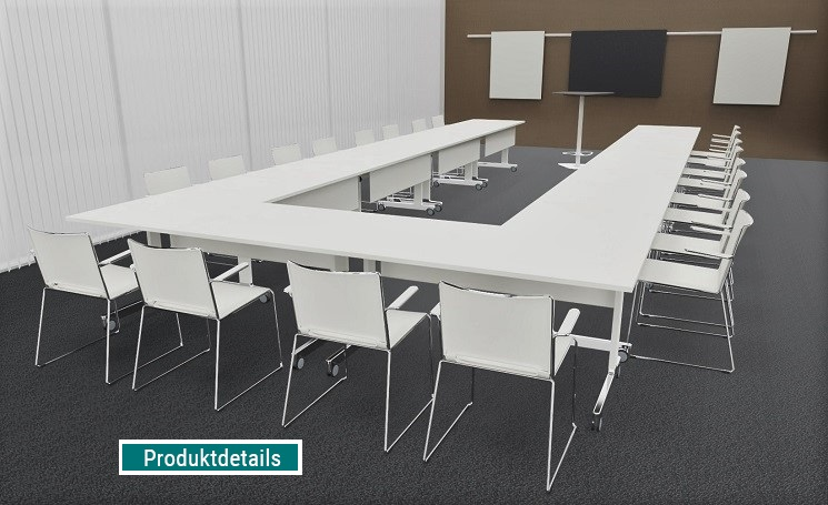 Seminarraum Ausstattung